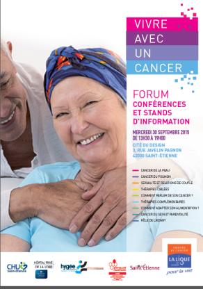 Forum vivre avec un cancer octobre rose saint-etienne page 1